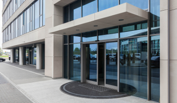 Swing type glass door automatic singledouble leaf sliding door our swing glass door can be used to swing inside or outside the colour of the glass door can be chosen as per the clients requirement planetlyrics Image collections